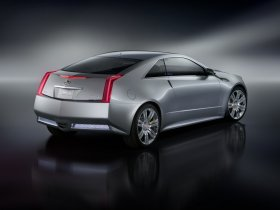 Ver foto 4 de Cadillac CTS Coupe Concept 2008