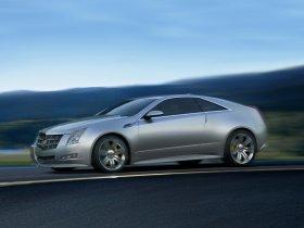 Ver foto 3 de Cadillac CTS Coupe Concept 2008