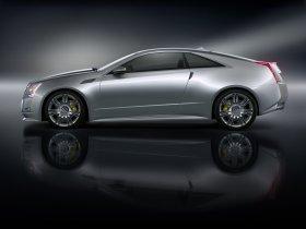 Ver foto 2 de Cadillac CTS Coupe Concept 2008