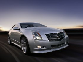 Ver foto 1 de Cadillac CTS Coupe Concept 2008
