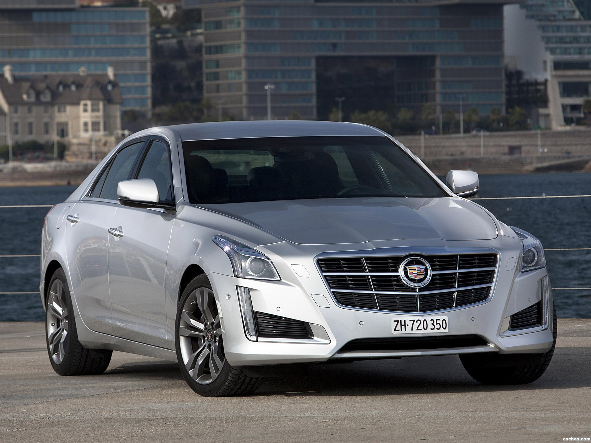 Foto 9 de Cadillac CTS Europe 2014
