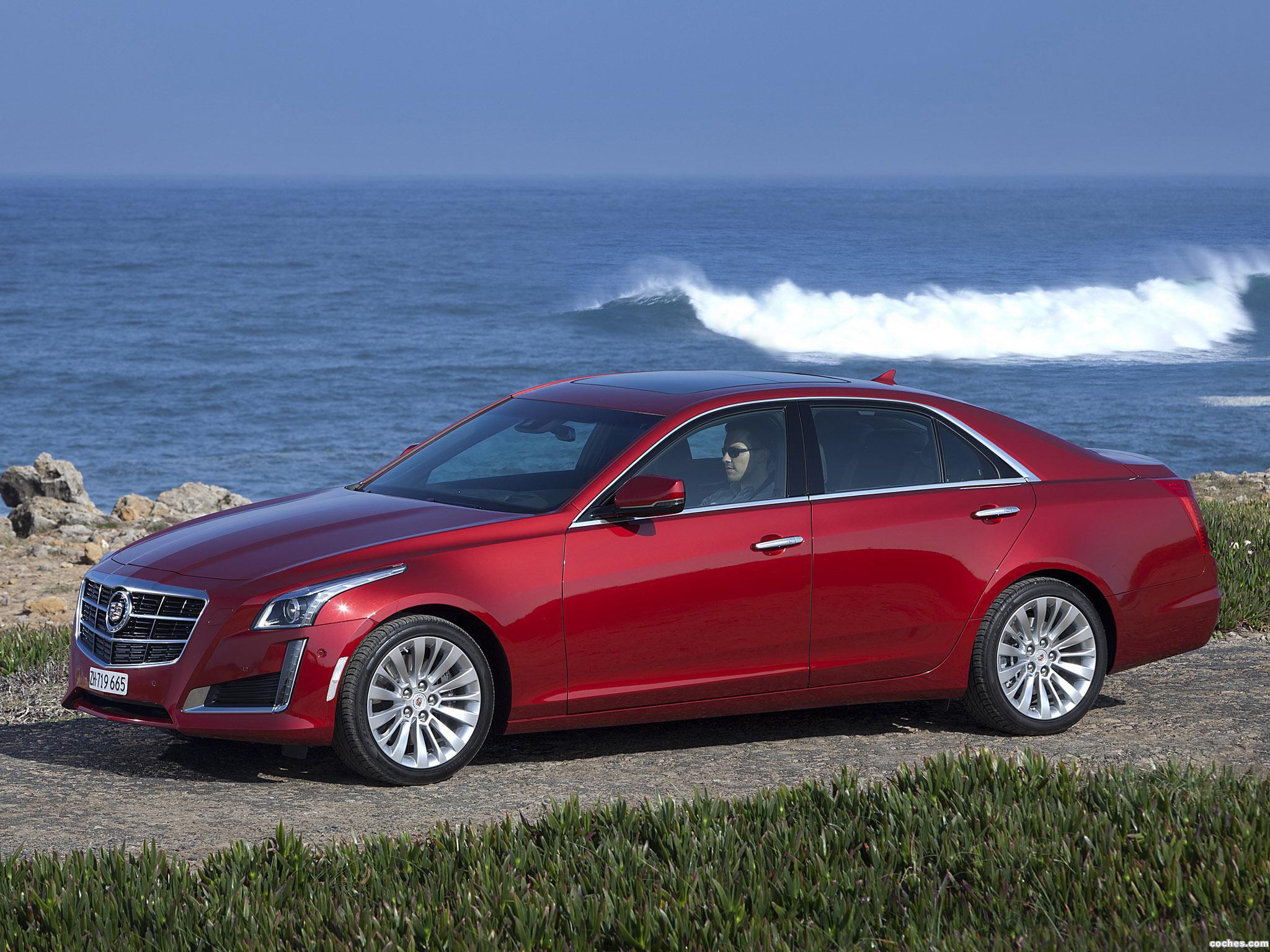 Foto 3 de Cadillac CTS Europe 2014
