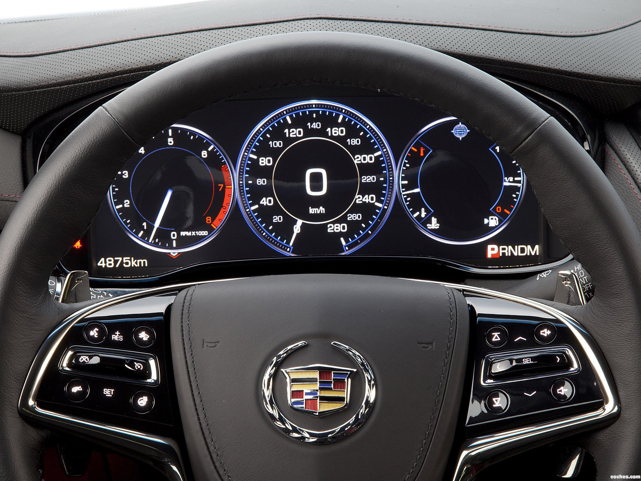 Foto 17 de Cadillac CTS Europe 2014