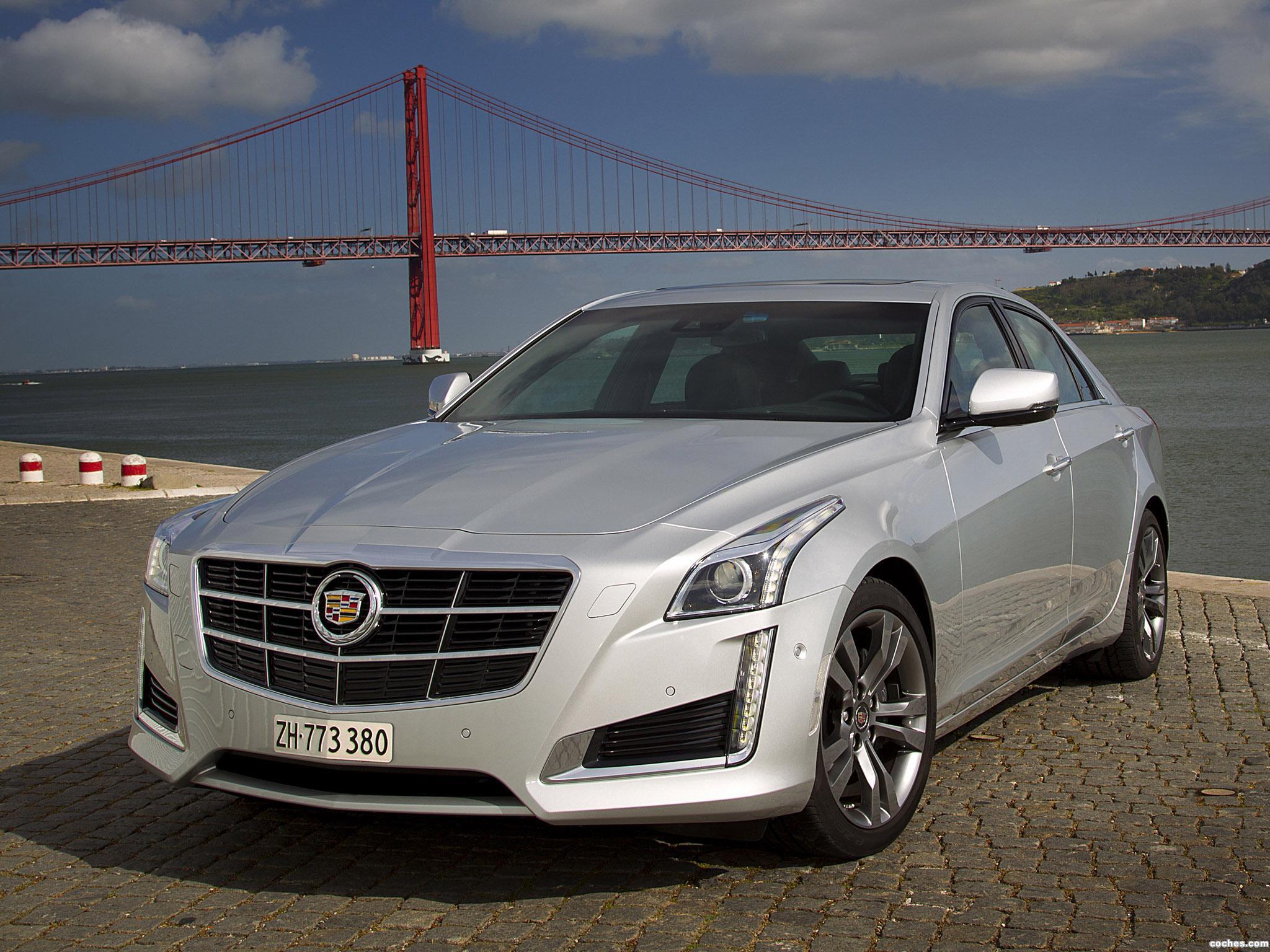 Foto 11 de Cadillac CTS Europe 2014