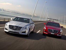 Ver foto 8 de Cadillac CTS Europe 2014