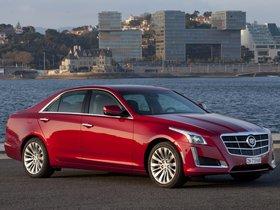 Ver foto 7 de Cadillac CTS Europe 2014