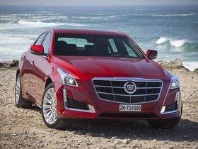 Ver foto 5 de Cadillac CTS Europe 2014