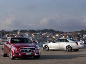Ver foto 3 de Cadillac CTS Europe 2014