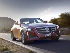 Ver foto 1 de Cadillac CTS Europe 2014