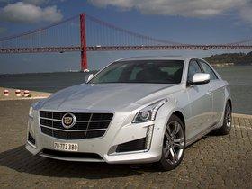Ver foto 12 de Cadillac CTS Europe 2014