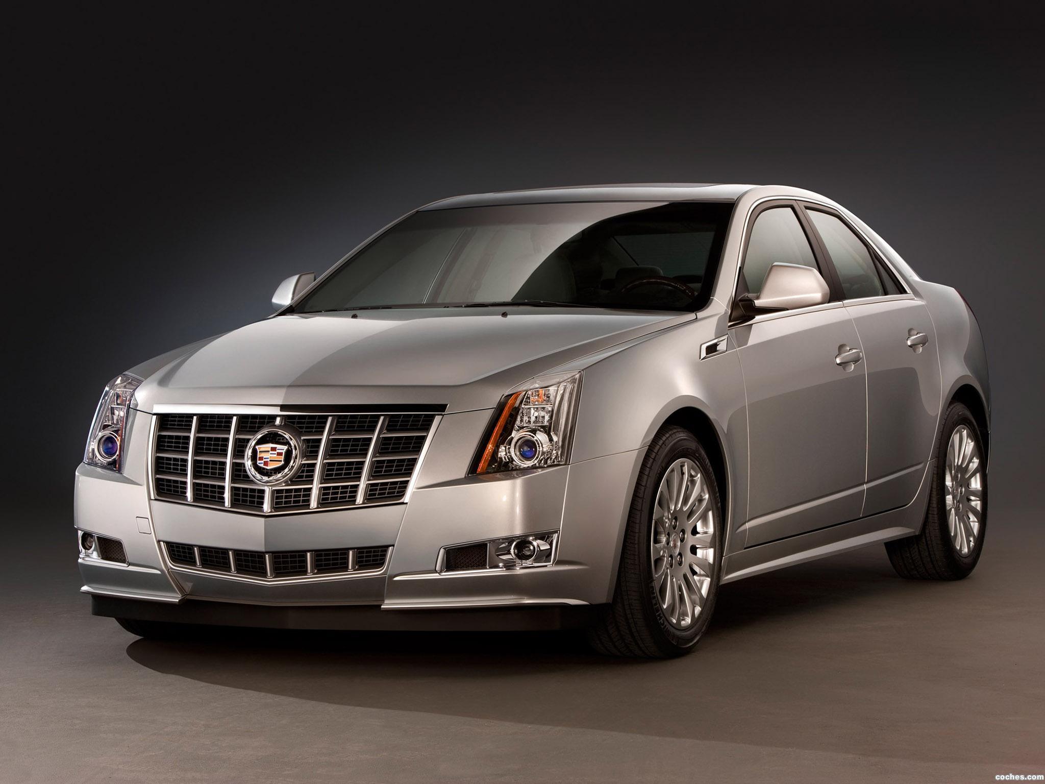 Foto 0 de Cadillac CTS Sedan 2011