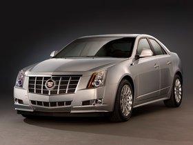 Fotos de Cadillac CTS Sedan 2011