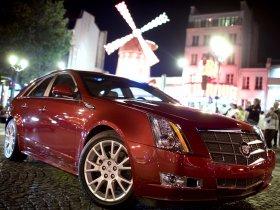 Ver foto 12 de Cadillac CTS Sport Wagon 2010