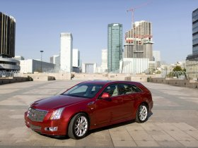 Ver foto 11 de Cadillac CTS Sport Wagon 2010