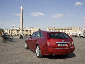 Ver foto 10 de Cadillac CTS Sport Wagon 2010
