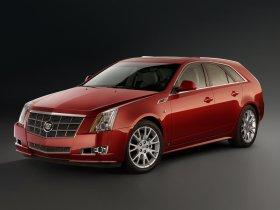 Ver foto 6 de Cadillac CTS Sport Wagon 2010