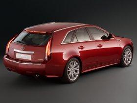 Ver foto 5 de Cadillac CTS Sport Wagon 2010