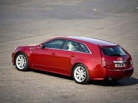 Ver foto 3 de Cadillac CTS Sport Wagon 2010