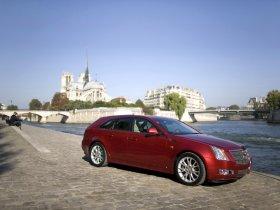 Ver foto 2 de Cadillac CTS Sport Wagon 2010