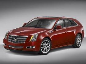 Ver foto 19 de Cadillac CTS Sport Wagon 2010