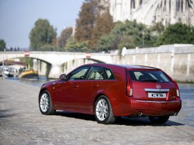 Ver foto 17 de Cadillac CTS Sport Wagon 2010