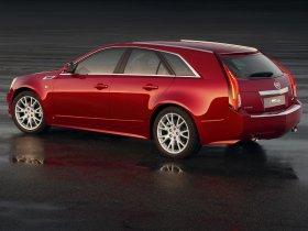 Ver foto 15 de Cadillac CTS Sport Wagon 2010
