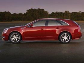 Ver foto 14 de Cadillac CTS Sport Wagon 2010
