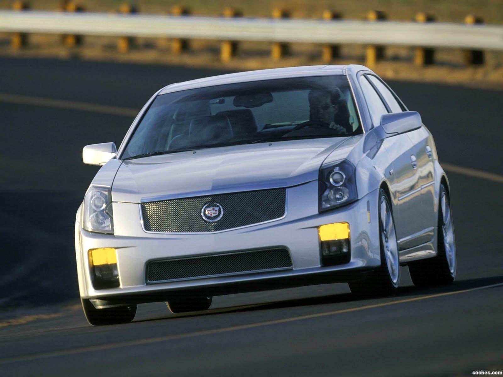 Foto 0 de Cadillac CTS-V 2004
