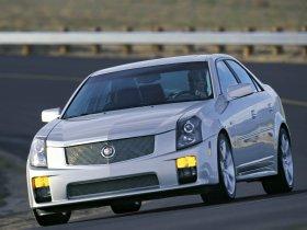 Ver foto 3 de Cadillac CTS-V 2004