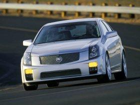 Ver foto 1 de Cadillac CTS-V 2004