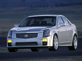 Ver foto 7 de Cadillac CTS-V 2004