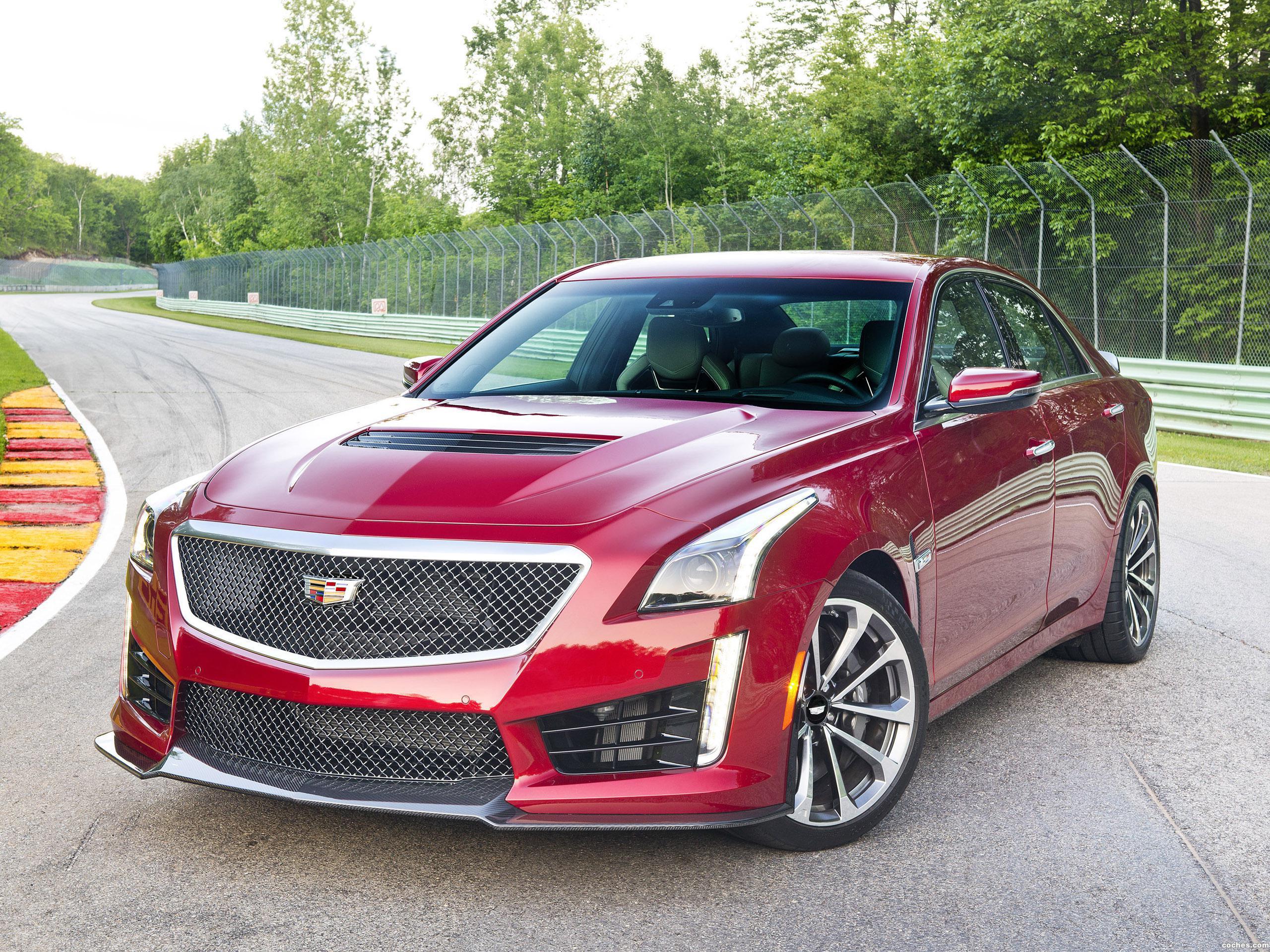 Foto 0 de Cadillac CTS-V 2015