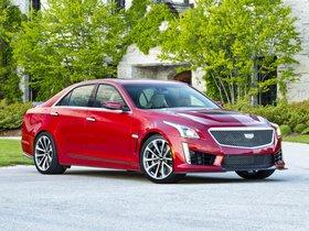 Ver foto 9 de Cadillac CTS-V 2015