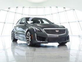 Ver foto 7 de Cadillac CTS-V 2015