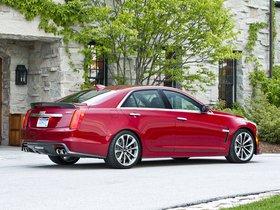 Ver foto 6 de Cadillac CTS-V 2015