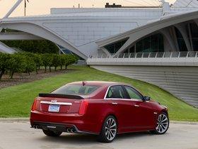 Ver foto 29 de Cadillac CTS-V 2015