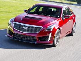 Ver foto 25 de Cadillac CTS-V 2015