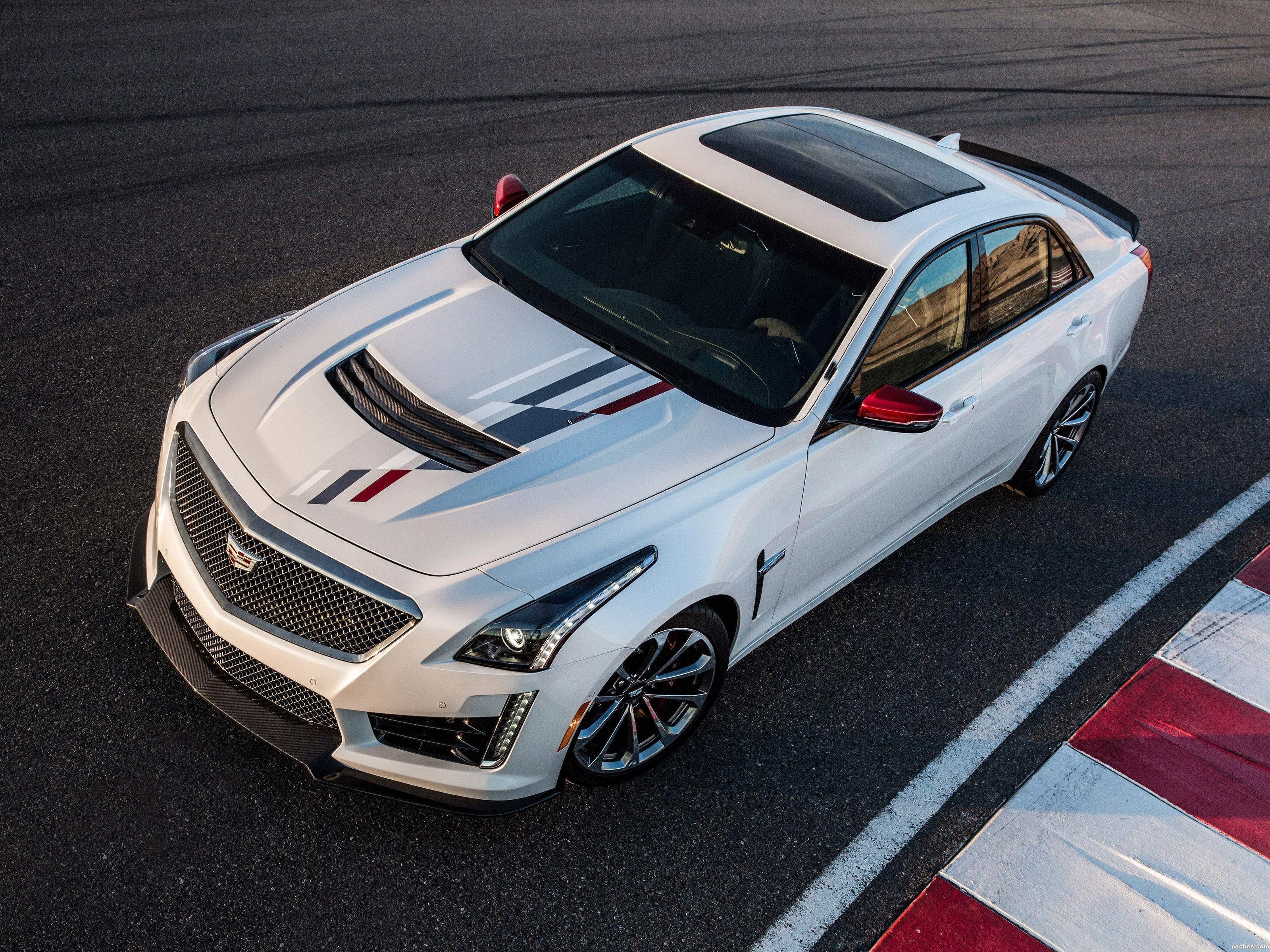 Foto 0 de Cadillac CTS-V Championship Edition  2018