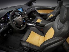 Ver foto 9 de Cadillac CTS-V Coupe 2011