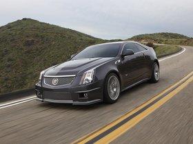 Ver foto 14 de Cadillac CTS-V Coupe 2011