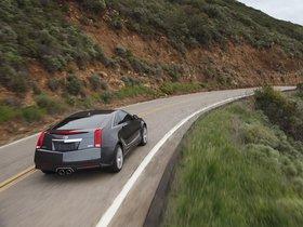 Ver foto 13 de Cadillac CTS-V Coupe 2011