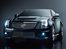 Ver foto 12 de Cadillac CTS-V Coupe 2011