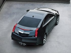 Ver foto 11 de Cadillac CTS-V Coupe 2011