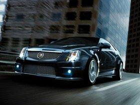 Ver foto 10 de Cadillac CTS-V Coupe 2011