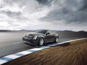 Ver foto 8 de Cadillac CTS-V Coupe 2011