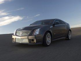 Ver foto 6 de Cadillac CTS-V Coupe 2011