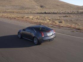 Ver foto 5 de Cadillac CTS-V Coupe 2011