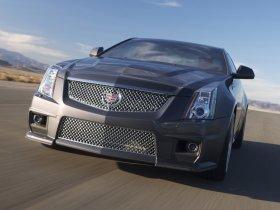 Ver foto 4 de Cadillac CTS-V Coupe 2011