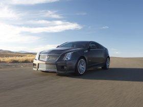 Ver foto 3 de Cadillac CTS-V Coupe 2011