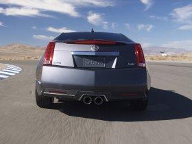 Ver foto 2 de Cadillac CTS-V Coupe 2011